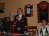 Mgr. Benešová zachyena v diskusi