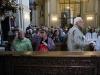 z lavic kostela lze sledovat i krásy výzdoby